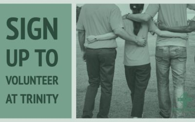 Trinity Volunteer Opportunities 2021-2022